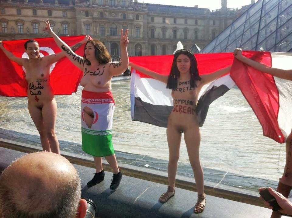 Iranian naked muslim girls