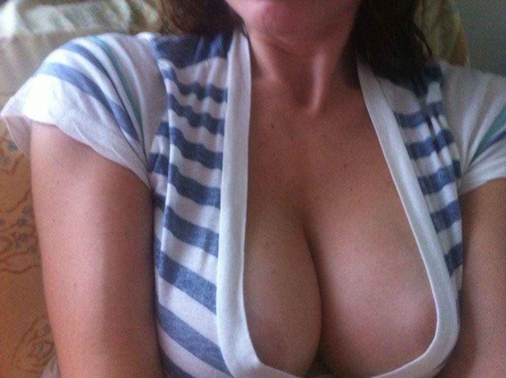 black boobs show