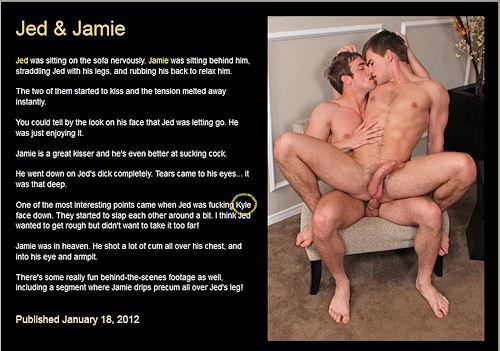 sean cody porn Jamie gay