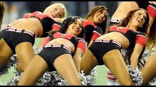 Dirty nfl cheerleader wardrobe fail