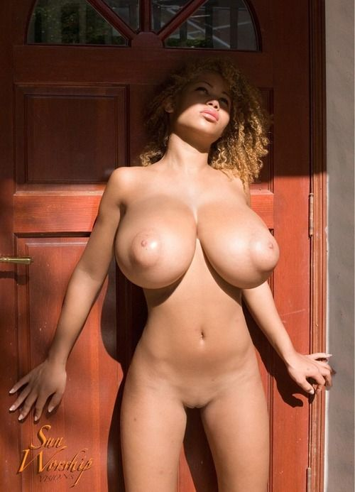 Big puffy nipples nude