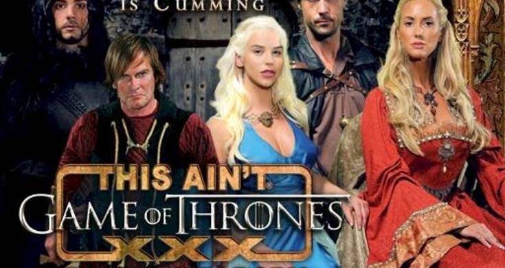 thrones Game xxx parody of