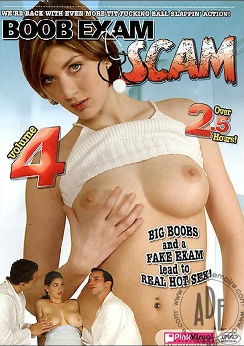 Sex boob exam scam