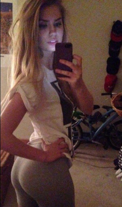 Kate upton selfie mirror