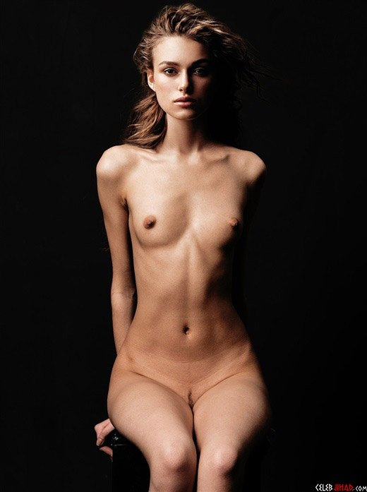 Naked keira knightley nudes