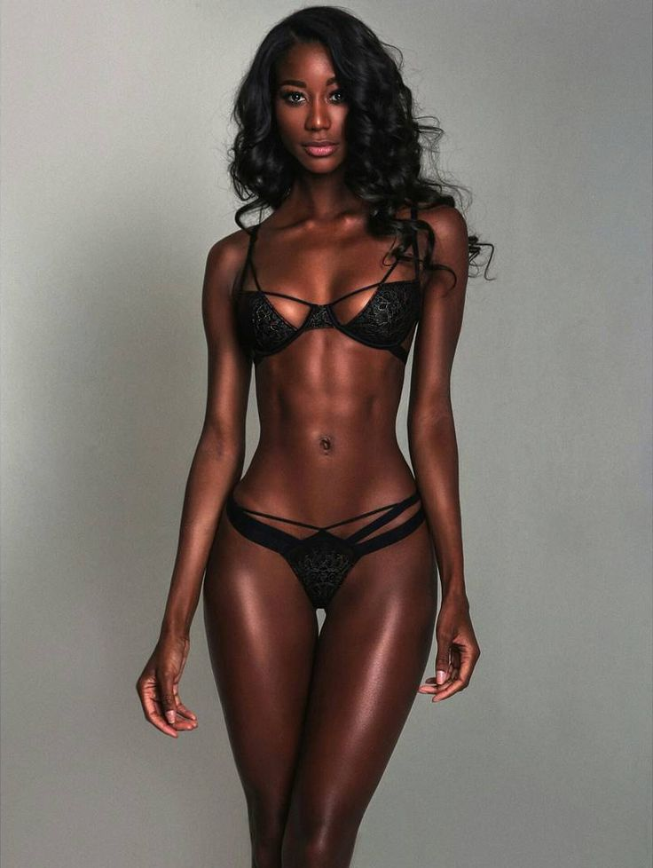 Sexy black girls nude models