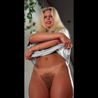 blonde pussy Long hair