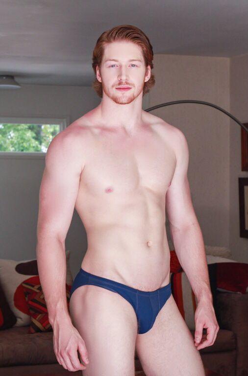 Homo emo boy red hair nude