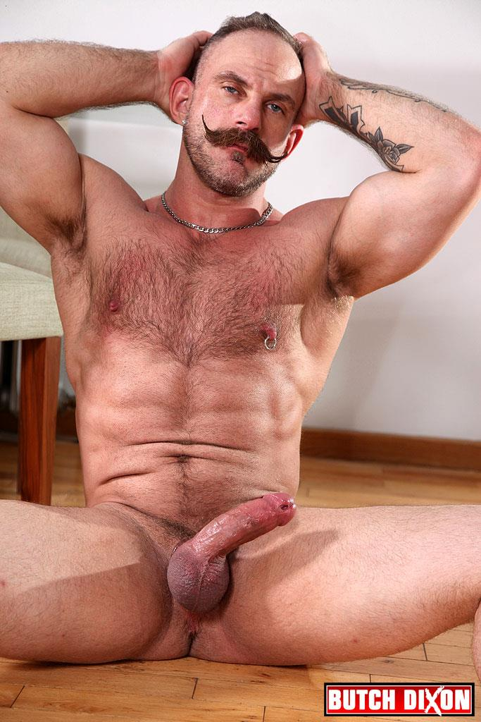 Gay muscle daddy cock