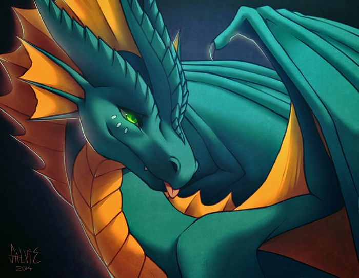 Female dragon furry porn