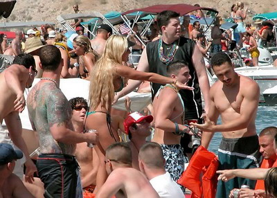 Lake havasu spring break nude