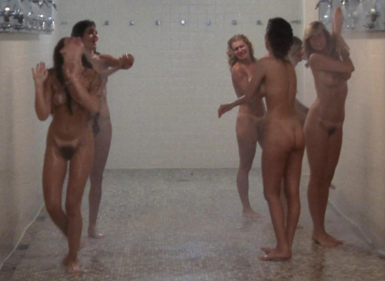 Coed locker room nude