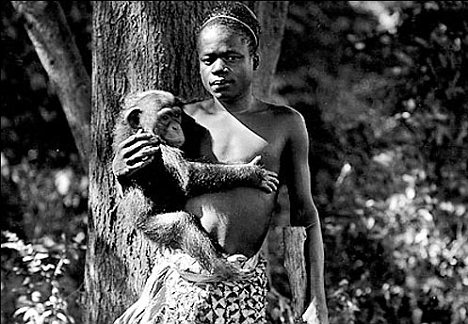 African pygmy girls nude