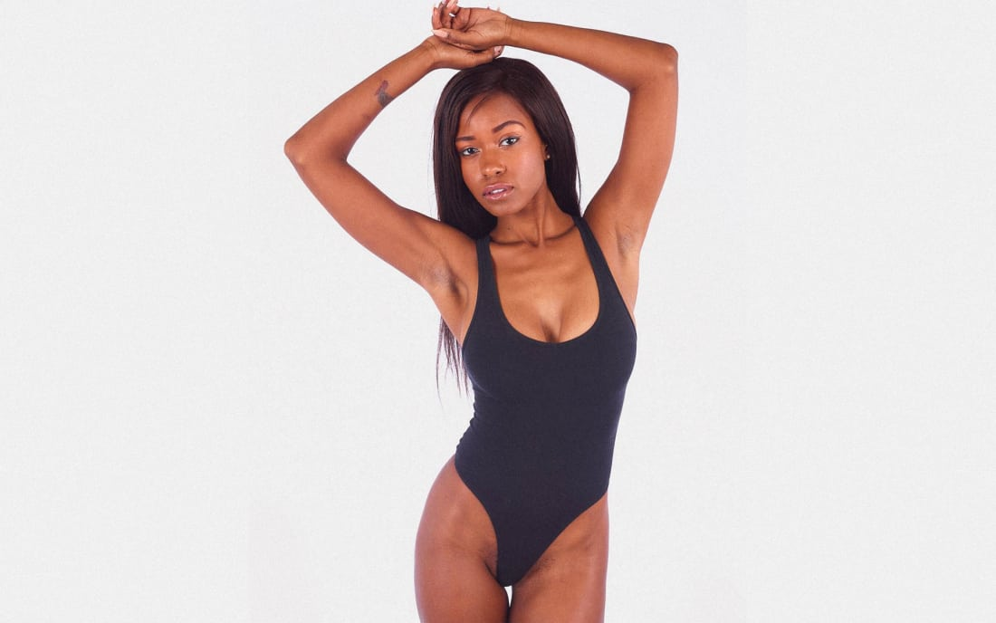 Sensation black african porn