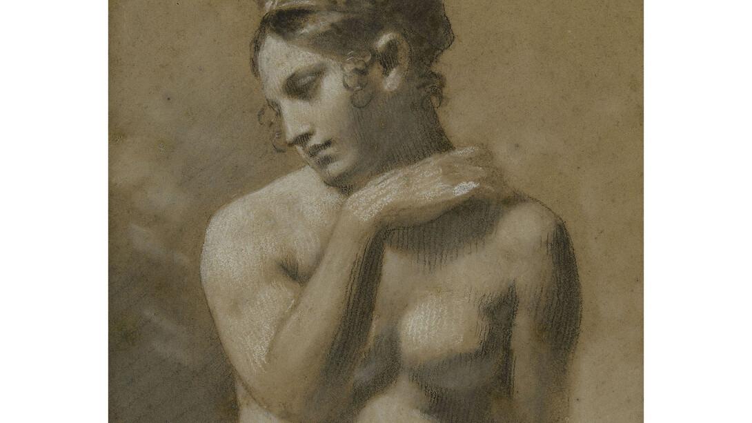 prud hon female nude Paul