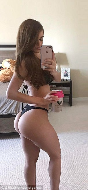 Colombian teens asses