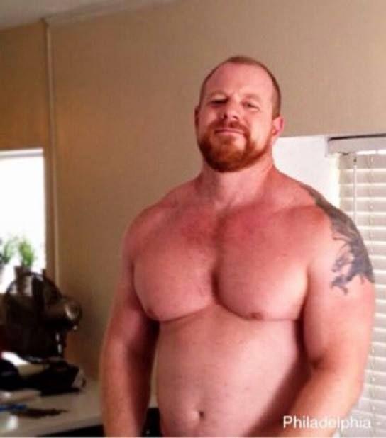 Beefy muscle cub gay porn