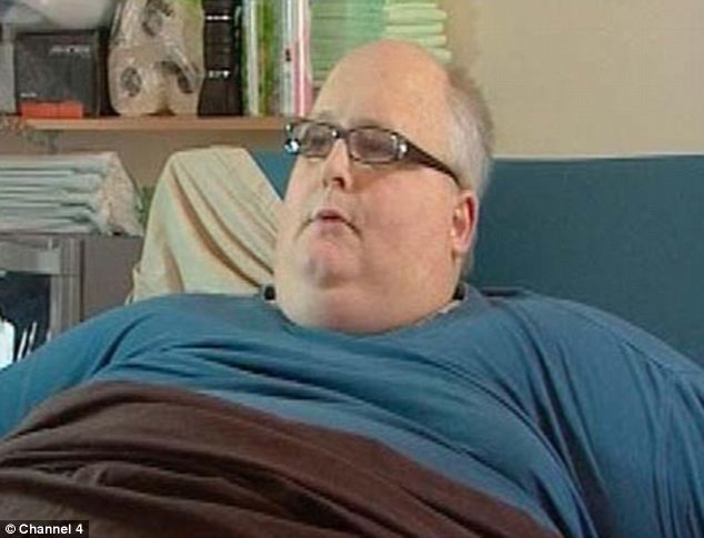 World s fattest man paul