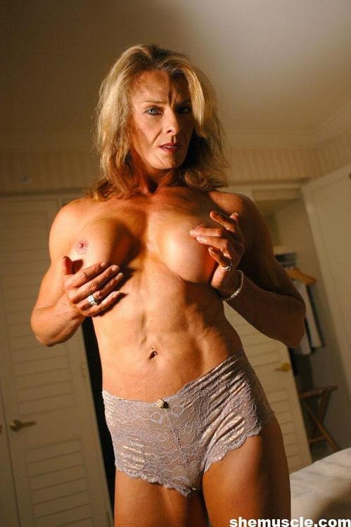 nude woman Beautiful mature