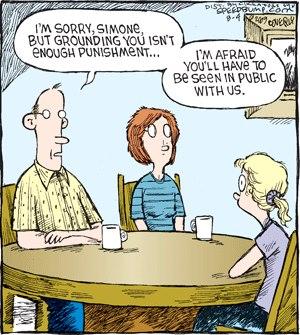 Adult humor cartoons