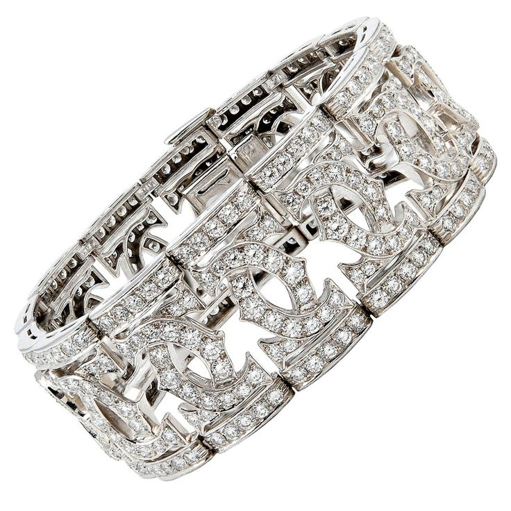 vintage bracelet Cartier cuff
