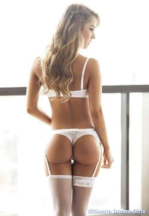 ass Striped panties amateur