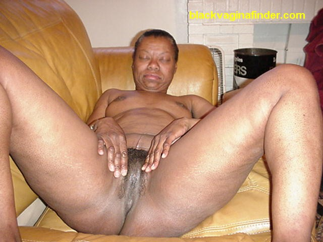 Very old black women porn