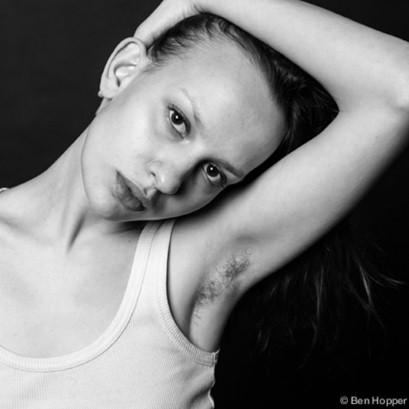 armpit hair Madonna