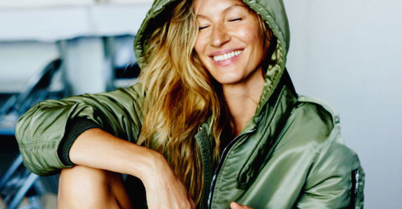 Gisele bundchen vogue paris