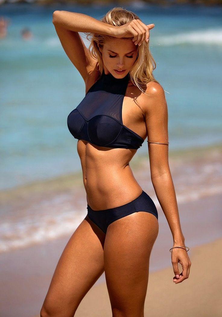 Micro bikini girl college
