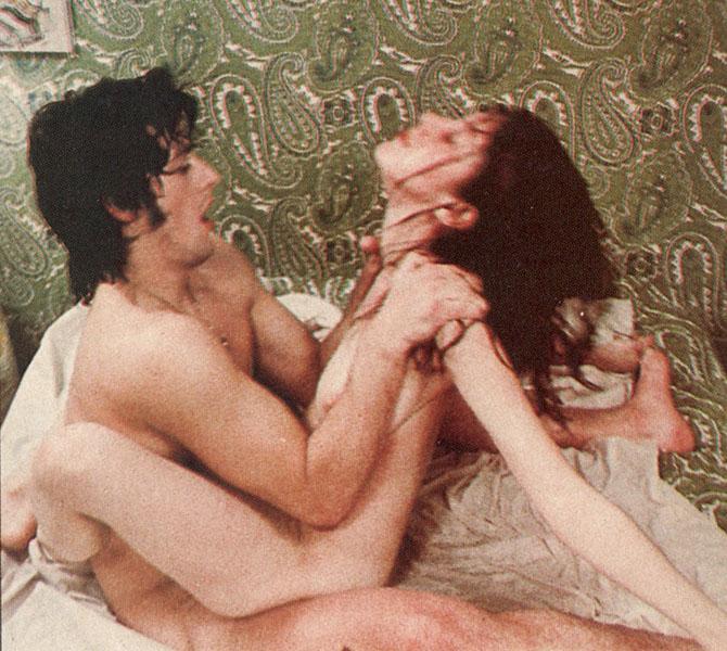Sylvester stallone naked porn