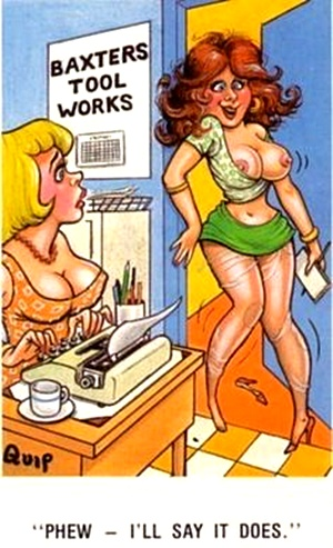 cartoons Adult humor