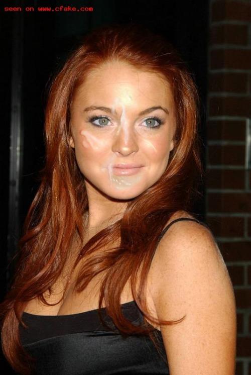 Lindsay lohan blowjob fakes