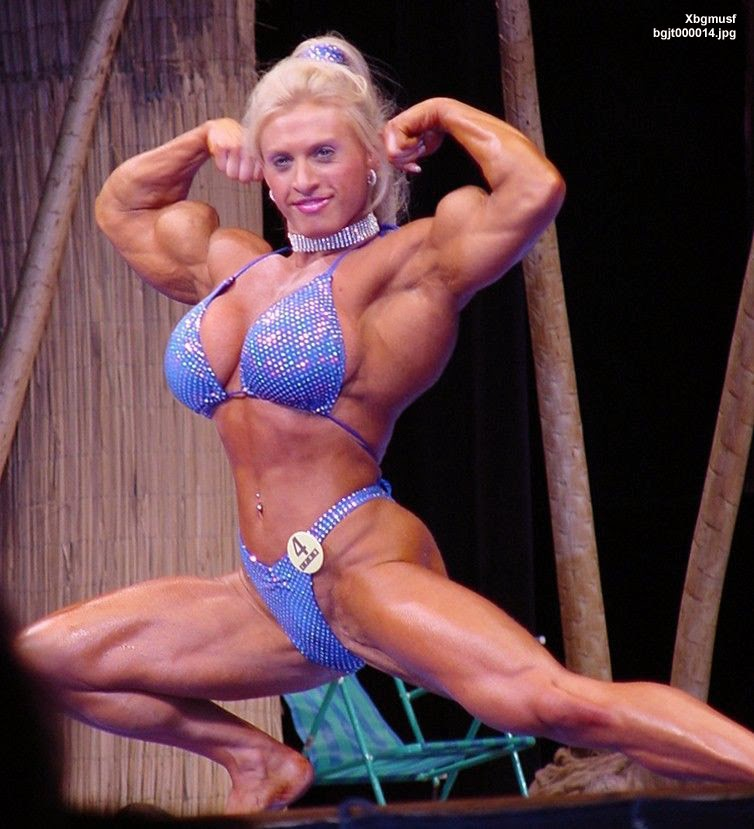 Bodybuilder joanna thomas porn