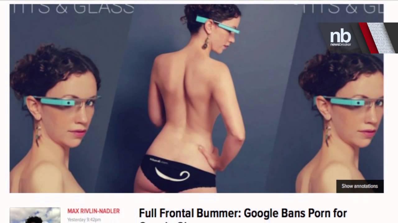 Google glass porn