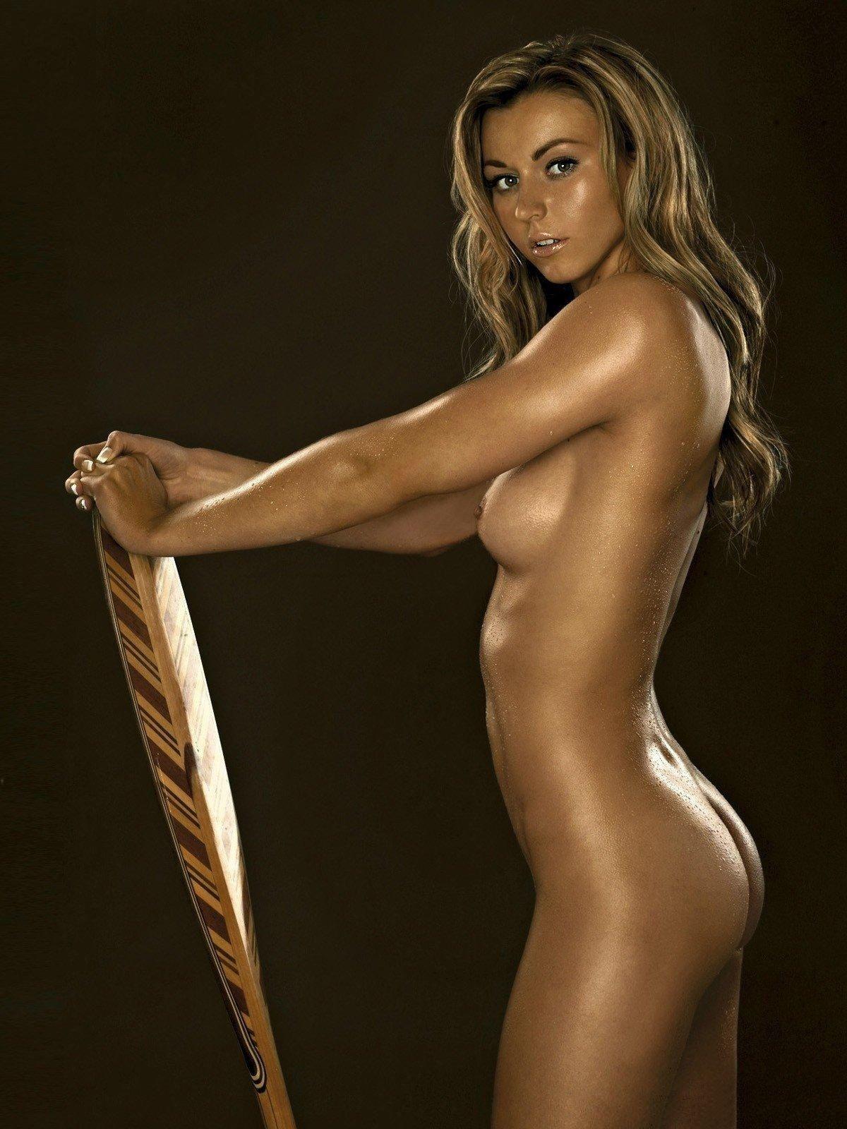 Naked female sports athletes nude