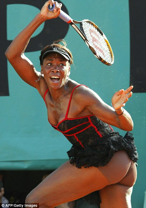 Venus williams nude sex