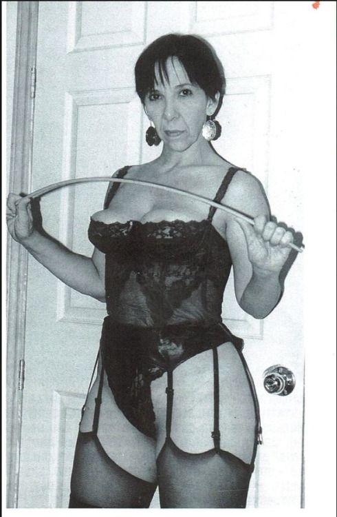 Vintage femdom mistress