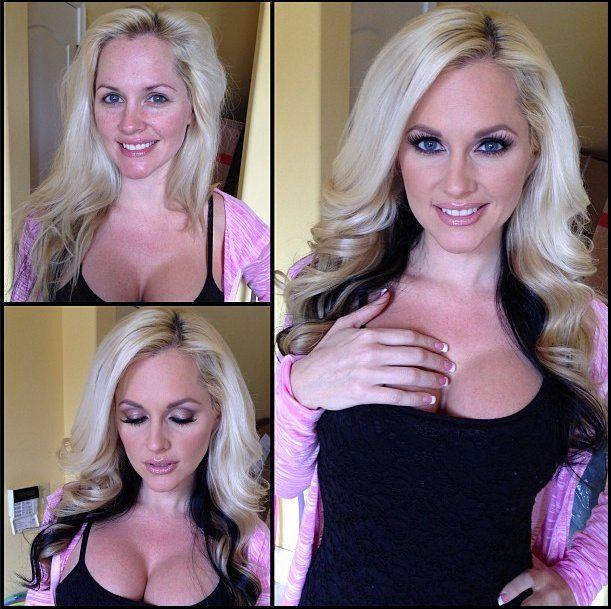 Porn star face makeup