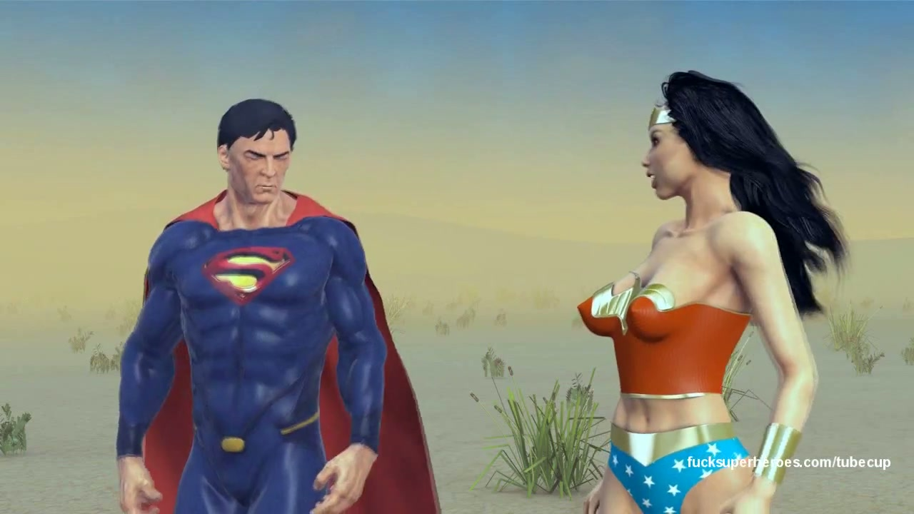 Superman and supergirl porn comic