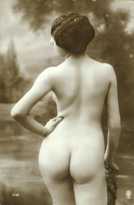 french postcards vintage Nude
