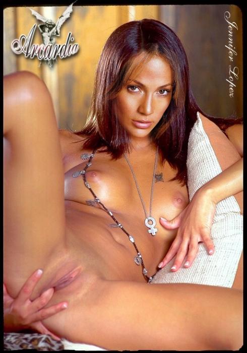 jennifer lopez fake nude photos