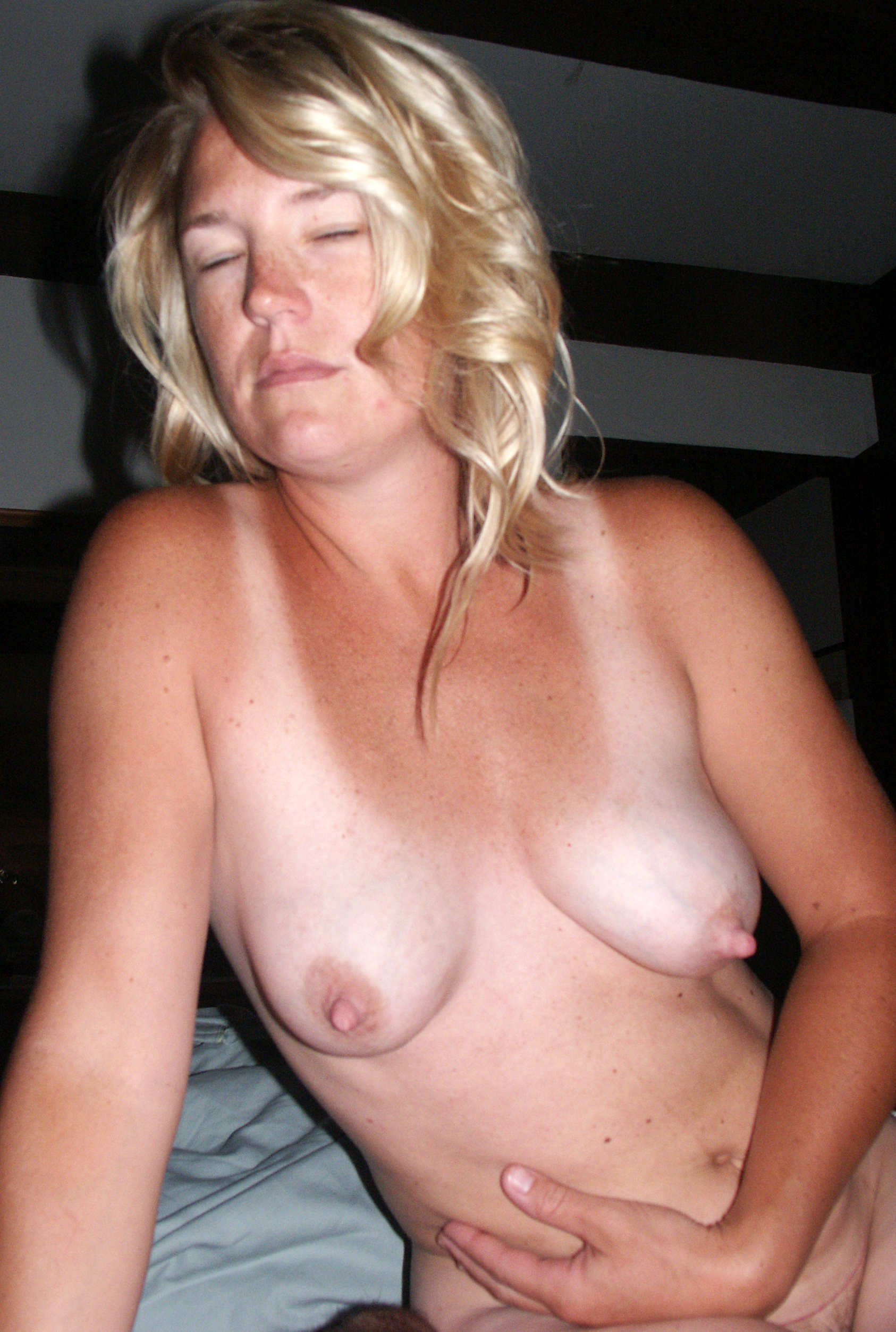 big floppy tits drunk and passed out