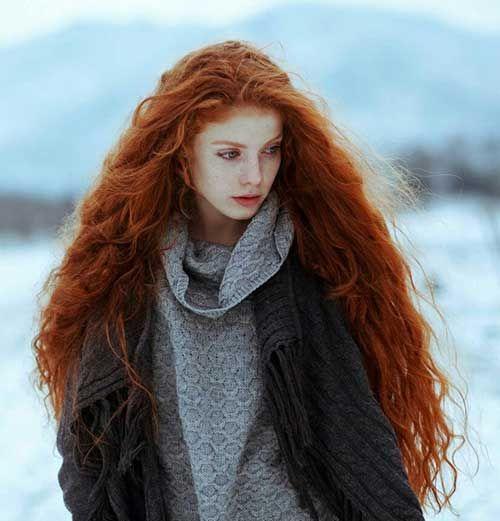Redhead teens want black