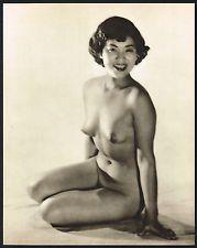 Vintage nude japanese women