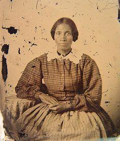 Civil war slave women