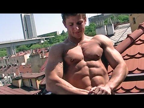 borkovec Male bodybuilder jiri