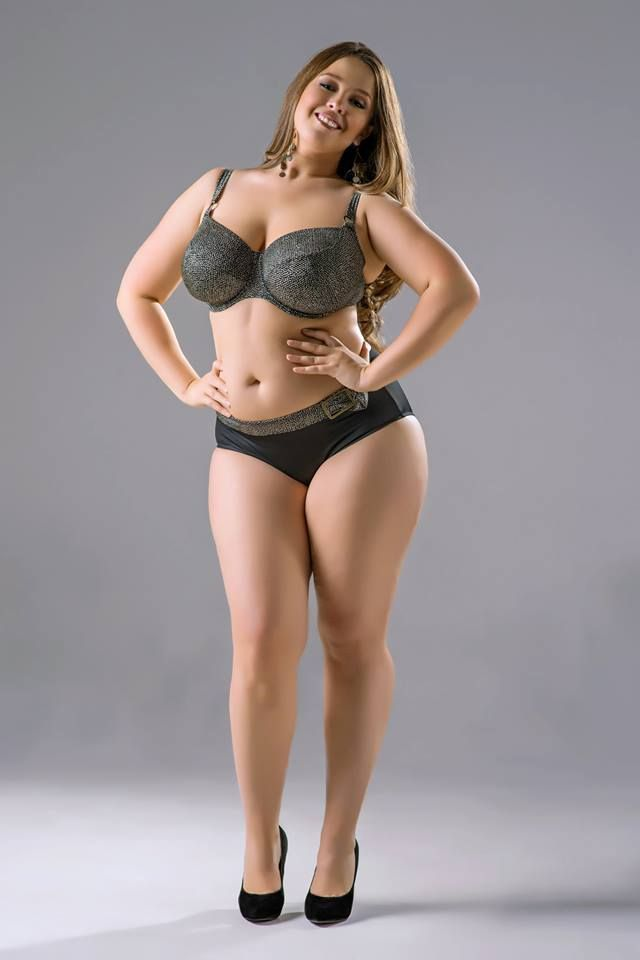 Black plus size women nude