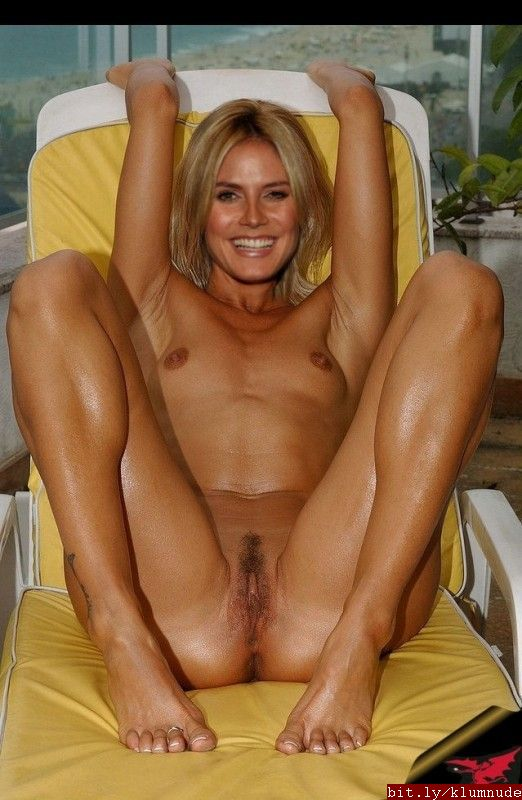 Have thought Heidi klum naked hot bad turn
