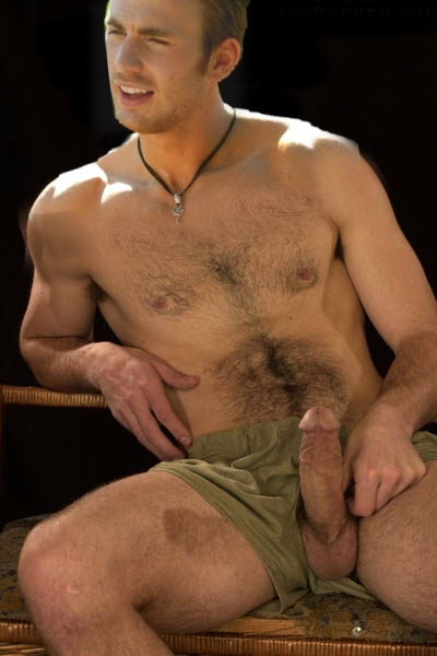 nude Naked chris evans